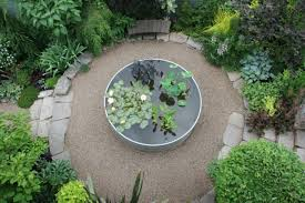 Installing Pea Gravel Patio Low Cost Luxe 9 Pea Gravel Patio Ideas To Steal Gardenista