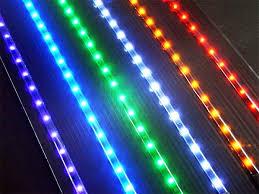 waterproof led ribbon lights led strip lights rgb flexible strips tape waterproof inside led