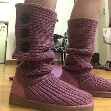 s cardy ugg boots grey raspberry cardy ugg boots