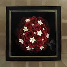 bouquet preservation flower preservation bridal bouquet memorial forever flowers