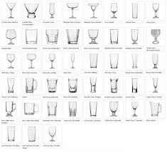 best 25 types of wine glasses ideas on pinterest types of