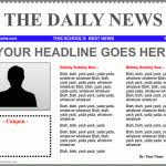 fancy resume template google drive 3 a newspaper template for