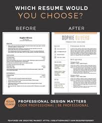 80 best creative market resume templates instant download images