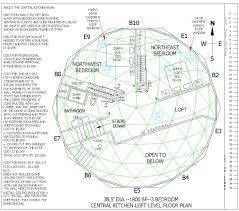 Home Floorplans by Dome Home Floorplans