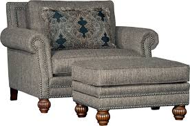 mayo 4300 mayo traditional chair and ottoman set olinde u0027s