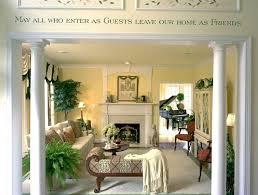 Home Entrance Decor Ideas Living Room Entrance Decor Idea