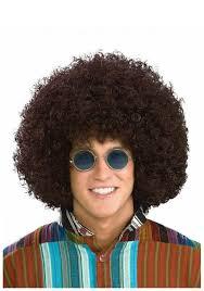 70s Halloween Costumes Men Hippie Afro Wig Jpg 1 750 2 500 Pixels 60 U0027s Afro