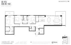 1000 venetian way floor plans bay house