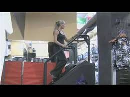 exercise equipment how to use a stepper machine youtube