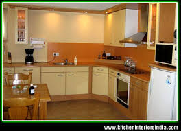 Interiors Kitchen Modular Kitchen Interiors Manufacturer In Punjab Aluminium