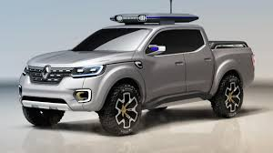 renault philippines the alaskan is renault u0027s posh pickup concept top gear