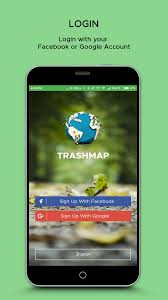 empty trash on android trashmap click to clean trash map is a tool which can be used to