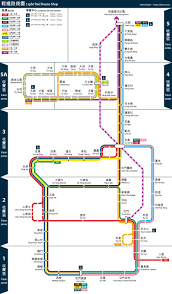 Mtr Map Mtr Light Rail Route Map By Eric Li Issuu