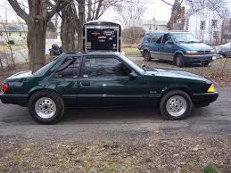 1992 Ford Thunderbird 1992 Ford Mustang Information And Photos Zombiedrive