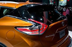 nissan altima 2015 tail light 2015 nissan murano first look motor trend