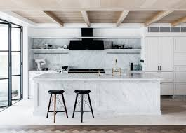 room of the week a to die for marble kitchen coco kelley coco