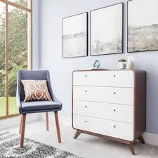 walnut and white bedroom furniture white walnut finish bedroom furniture for less overstock com
