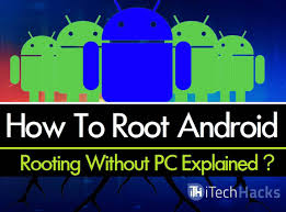 root or unroot any android device without pc explained