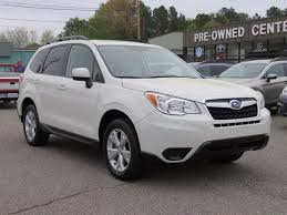 Overhead Door Hickory Nc by Used 2016 Subaru Forester Cvt 2 5i Premium Pzev For Sale In