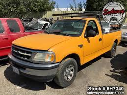 Ford F250 Truck Parts - used parts 2001 ford f250 xl 5 4l v8 2wd sacramento ca
