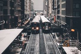 Chicago Subway Station Map by Picture Of Chicago Subway Station Free Stock Photo