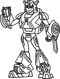 fire transformers coloring page wecoloringpage