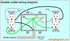 wiring diagram for light switch and receptacle wiring diagram