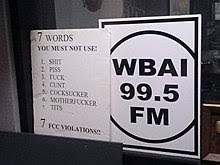seven dirty words wikipedia