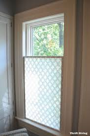 Window Treatments For Kitchen by Best 25 Bathroom Window Treatments Ideas Only On Pinterest