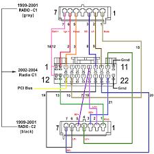 1999 dodge ram 2500 stereo wiring diagram 1999 dodge ram 1500