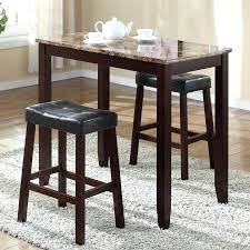 counter height bistro table round bistro table set mills daisy 3 piece counter height pub table