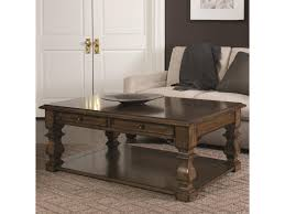 bernhardt montebella cocktail table with 2 drawers baer u0027s