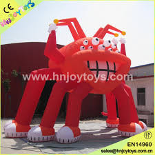 inflatable crab inflatable crab suppliers and manufacturers at