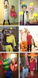 Funny Couples Halloween Costumes Diy 20 Cartoon Costumes Ideas Cosmo Wanda
