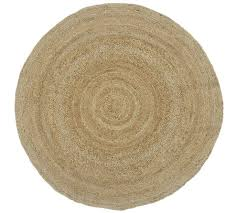 pottery barn round rug creative rugs decoration