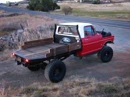 1978 Ford Truck Mudding - i want a custom flatbed for my truck fabricators look inside