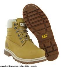 womens caterpillar boots size 9 migliore il mio prezzo womens cat caterpillar bruiser honey