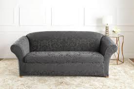 slipcovers for sofa sleepers furniture slipcovered loveseat loveseat slipcovers at walmart