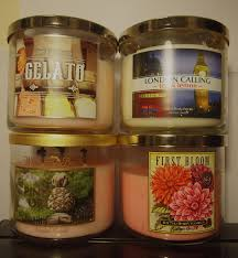 favorite things candles plastic bows