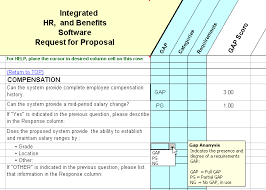Gap Analysis Template Excel Gap Analysis Template Excel Project Management Certification