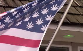 Pot Flag Marijuana Canada Pot Clash With Us Border Patrol The Sacramento Bee