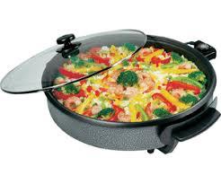 poele electrique cuisine clatronic poêle électrique 40 cm au meilleur prix sur idealo fr