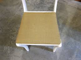 how to cover a chair how to cover a chair seat with step by step details and photos