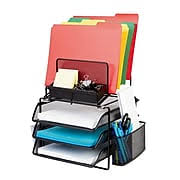Desk Organizer Sets Desk Organizers Accessories Staples