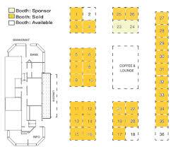 Exhibition Floor Plan Ismb Eccb 2009