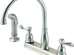 how to replace kitchen faucet handle replacement kitchen faucet clickcierge me