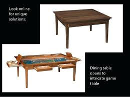 multi purpose dining table multi function dining table table make your formal dining room into