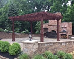 Arbor Ideas Backyard Pergola Design Amazing Small Deck With Pergola Arbor Ideas For