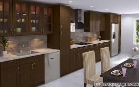 Design A Kitchen Ikea Get A Beautiful Kitchen With Ikea Glass Doors