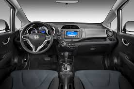 2013 Honda Fit Interior Snap Judgment Would You Pay 17k For A Honda Fit Hybrid